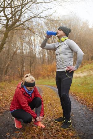 Preparing for longer distance run