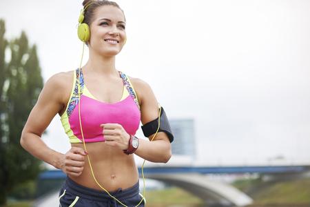 ローアングル ジョギングの女性観