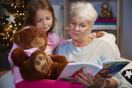 私は私の祖母のような本を読みたいです。