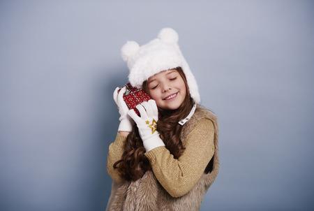 내 꿈꾸는 크리스마스 선물이야.