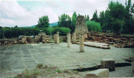 Ancient ruins (Portugal) Reklamní fotografie