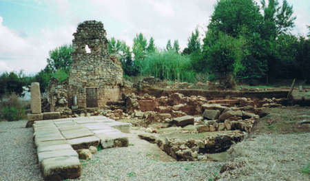 Ancient ruins (Portugal) Imagens