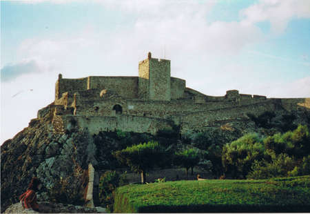 Medieval fortress (Portugal)