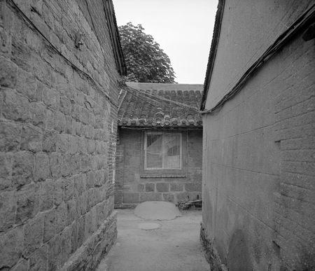 precipitaci�n: Calle antigua