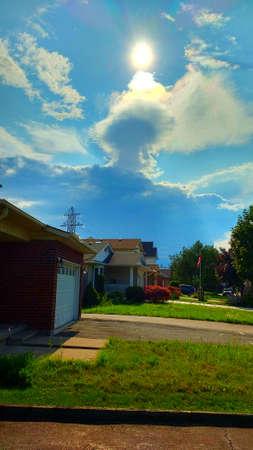 A Storm is Coming Фото со стока