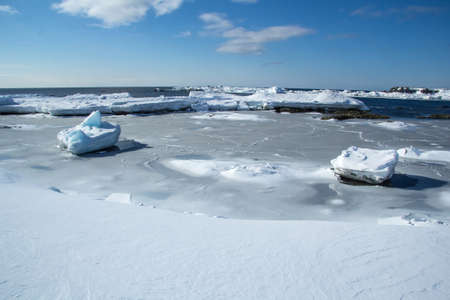 spitsbergen: Arctic spring in the south of Spitsbergen