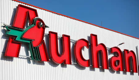 Auchan Stock Photos And Images 123rf