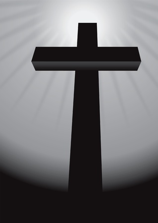 Cross Illustration