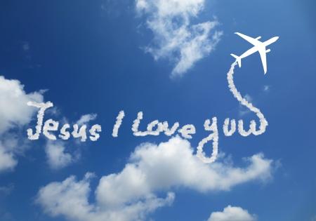 Jezus Ik hou van jou