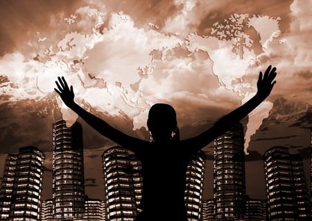 environmen: Pray for the world