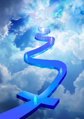 high spirits: Road to heaven