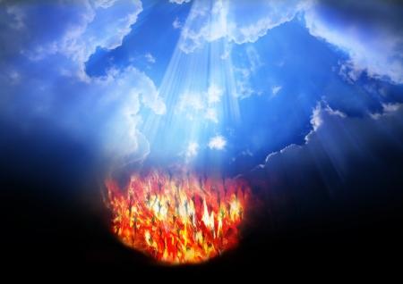 영광: 천국과 지옥