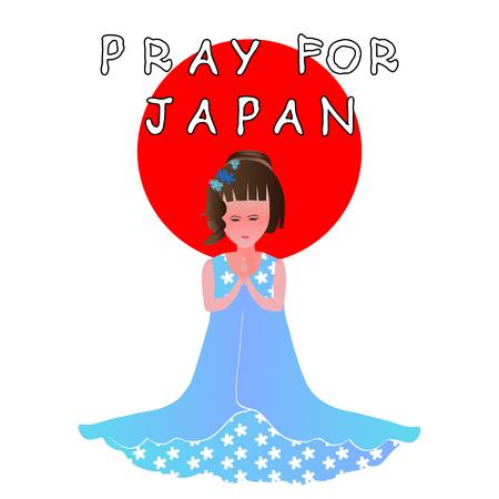 millions: Pray for Japan