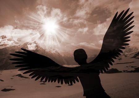 isaiah: Soar like an eagle