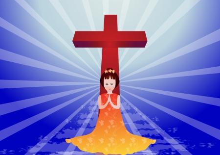 praise and worship: The prayer