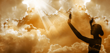 praising: Praising God