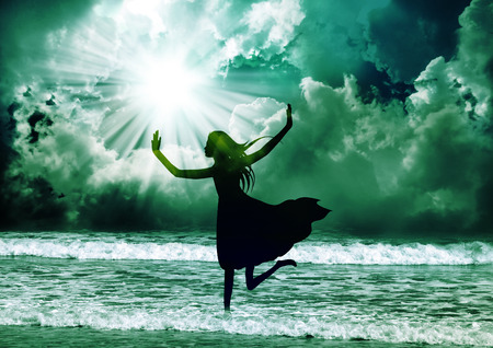 praising god: �Alabado sea el Se�or con la danza