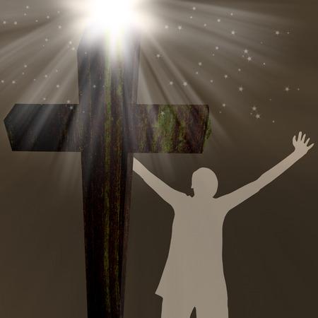 alabando a dios: Alabando al Señor - Jesucristo está vivo
