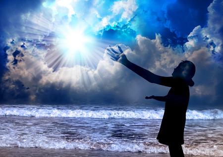 alabanza: ¡Alabado sea el Señor culto-Mujer y la alabanza