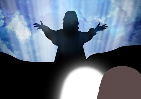 risen: Resurrection- Jesus Christ is risen