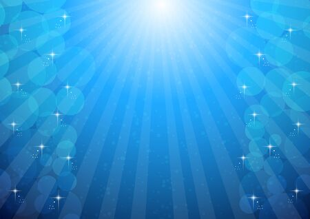 shinning light: Christian crosses background-Abstract crosses background with light rays and circles