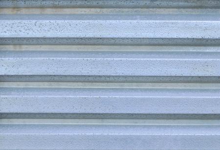 aluminium: Corrugated aluminium