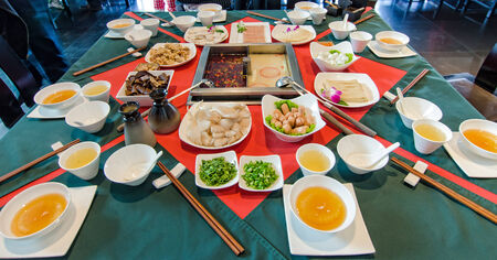 Sichuan steamboat photo