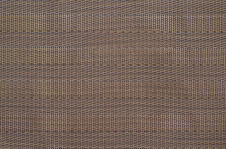 straw mat: Brown straw mat texture background