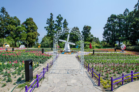 Cingjing Small Swiss Garden has been called Taiwans Little Switzerland,which is located in Nantou,Taiwan.