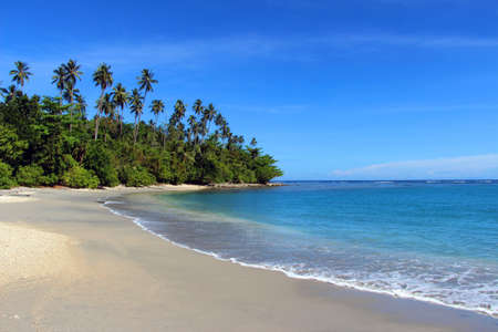 Tropical Beach, Solomon Islands