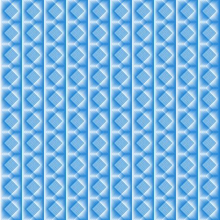 bathroom tiles: Tiles made of blue rhombus. Blue and white pattern of lozenges for texture or background in the kitchen or the bathroom.