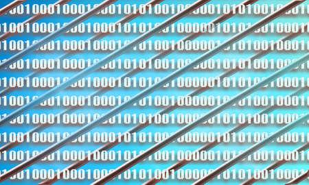 Binary code Stock Photo - 10430751