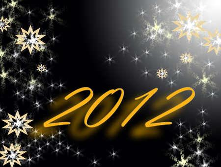 make summary: Happy New Year, 2012