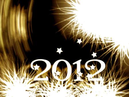make summary: glitter and stars 2012