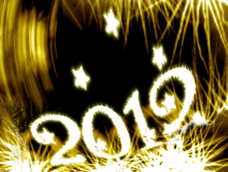 2012 glitter and stars photo