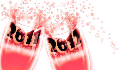2012 celebrations, New Year Stock Photo - 10918270
