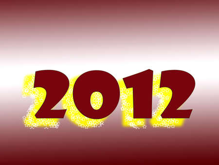 celebrate year 2012 photo