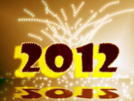 make summary: celebrate year 2012