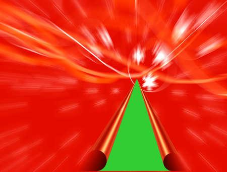 make summary:  Tree symbol Merry Christmas