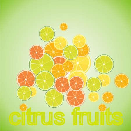 acidic: variety of acidic fruit
