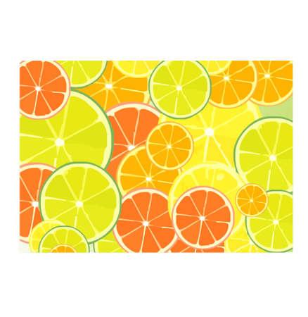 fondos negocios: variedad de frutas con vitamina C