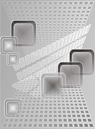 fondos negocios: la abstracci�n de color gris