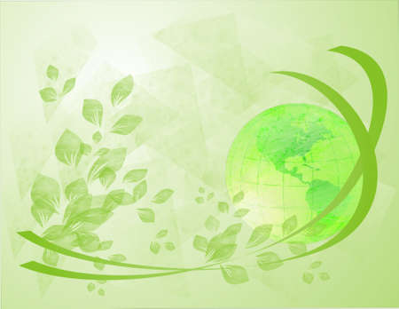 green eart  photo