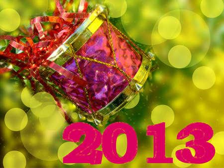 new Year 2013 Stock Photo - 14256482