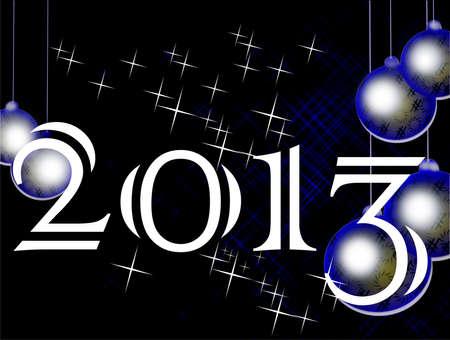 2013, new Year Stock Photo - 14256480