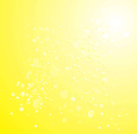 yellow background Stock Photo - 16169904