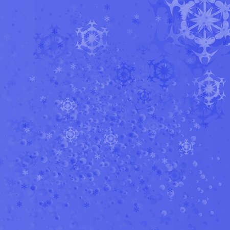 beautiful background snow new year Stock Photo - 16169920