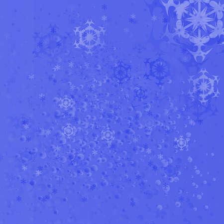 beautiful background snow new year Stock Photo - 16169920