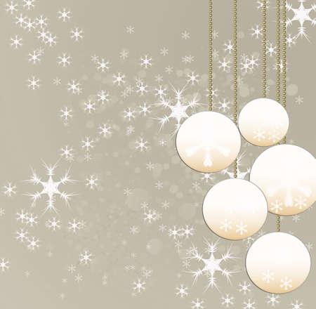 Christmas background  Stock Photo - 16169928