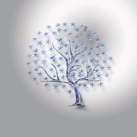 parting merry christmas: gioielli albero